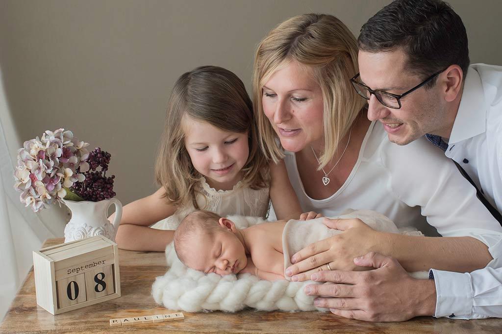 Portfolio Bereich Familienfotos und Geschwisterkinder
