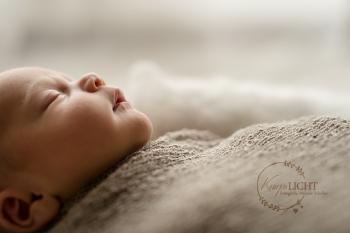Newbornshooting Pure